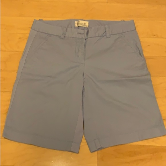 J.Crew Bermuda shorts in size 0
